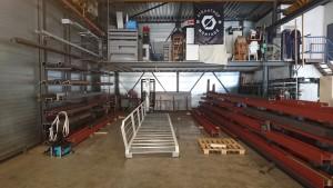 Trap verdiepingsvloer Veenderveld